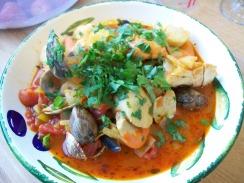California Cioppino (Italian Fish Broth)