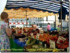 Sonny's Fruit and Veg Stall, Tachbrook Street Market