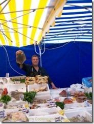 Tachbrook St. Market, Jon's Fish Stall