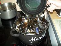 Alfredo's Steamed Mussels